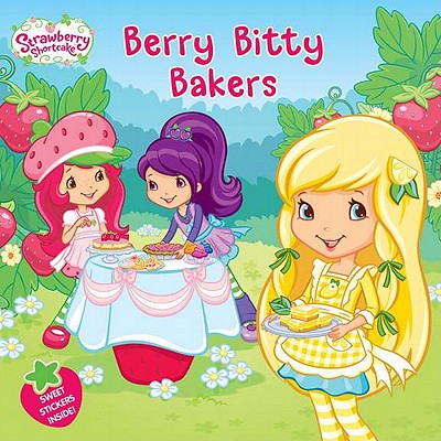 Berry Bitty Bakers By Ackelsberg, Amy/ MJ Illustrations (ILT)